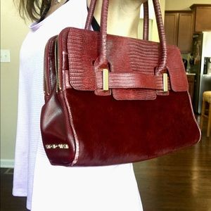 👜 ANTONIO MILANI 👜💯Leather